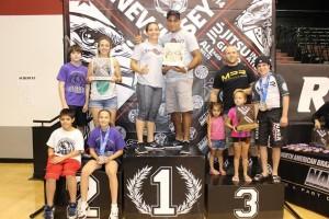 podium kids